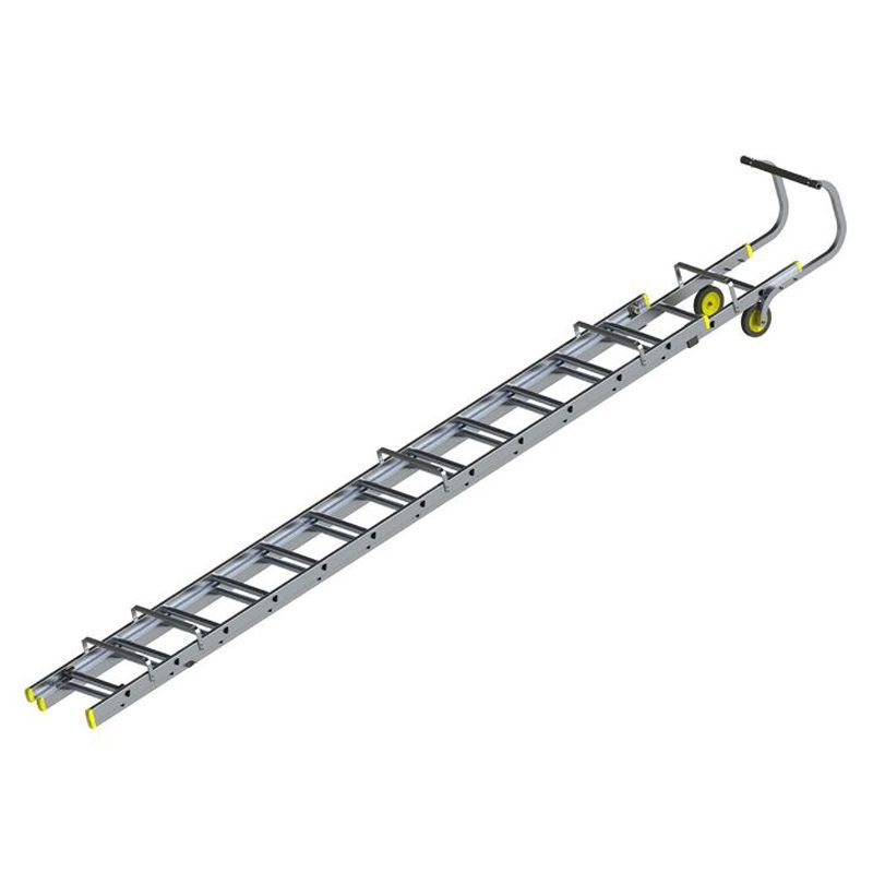 Youngman 576640 2 Section Roofing Ladders 433m